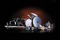 Веломотор 80 сс чёрный без стартера