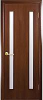 Дверь КВАДРА ВЕРА экошпон, венге 3D, дуб жемчужный, кедр, сандал, ясень патна ( стекло сатин )
