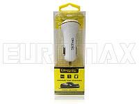 Зарядное устройство авто 2USB 5В 3,1А XD-002-QH-1630