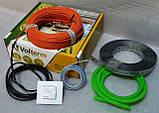 VOLTERM - Двухжильный  нагревательный кабель 12 Вт/м.пог., 18 Вт/м.пог., фото 2