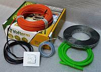 VOLTERM - Двухжильный  нагревательный кабель 12 Вт/м.пог., 18 Вт/м.пог., фото 1