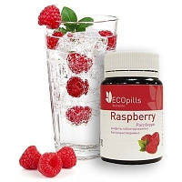 Eco Pills Raspberry таблетки для похудения