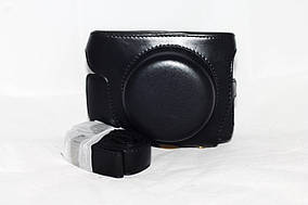 Защитный футляр - чехол для фотоаппаратов NIKON 1 V3 - цвет черный