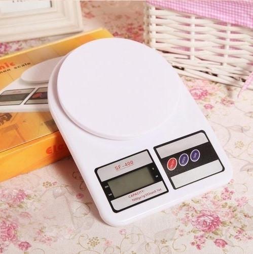 Кухонные весы SF-400 до 7кг электронные