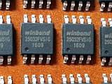 W25Q32 / W25Q32BV / W25Q32FV / W25Q32BVSIG / W25Q32FVSIG / W25Q32JVSIG VSOP8 - 4Mb SPI Flash - BIOS, Ubiquiti, фото 2