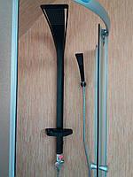 Душевая стойка Q-TAP 1105 черная