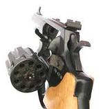 """Револьвер під патрон Флобера """"ЛАТЕК"""" Safari РФ-431М (Бук), фото 2"""