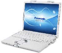 CF-T5 Легкозащищенный ноутбук Panasonic CF-T5