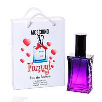 Мини парфюм Moschino Funny в подарочной упаковке 50 ml