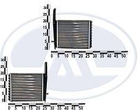 Радиатор отопителя ВАЗ 2110-2112, Приора нового образца