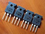 STGW45HF60WD / GW45HF60WD / 45HF60 TO-247 - 45A 600V ultra fast IGBT транзистор, фото 3