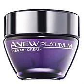 Моделюючий крем для повік і губ Anew Platinum для віку 55+ Avon, Ейвон, Ейвон
