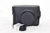 Защитный футляр - чехол для фотоаппаратов Fujifilm FinePix X100, X100S - черный