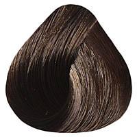Краска-уход Estel De Luxe Silver 6/37 Темно-русый золотисто-коричневый для седых волос 60 мл.