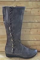Демисезонные сапожки для девочек Сalorie размеры 37 и 38