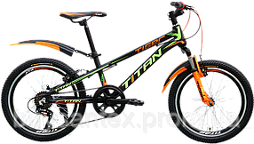 """Велосипеды TM  Titan горные, сталь Tiger 20"""" Титан бесплатная доставка"""