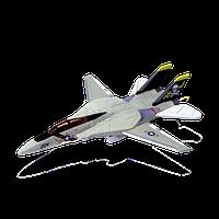 Объемный пазл 4D Master - Истребитель-перехватчик F-14A VF-84 Jolly Roger (Веселый Роджер)