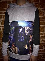 Эксклюзив Свитшот реглан с капюшоном Star Wars