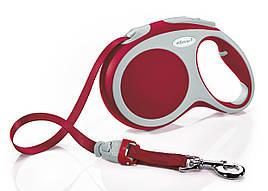 Flexi Vario L лента 5 м до 60 кг поводок-рулетка для собак