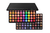 Профессиональная палитра теней 120 оттенков третья версия Third Edition BH Cosmetics Оригинал