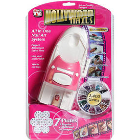 Набор для маникюра Hollywood nails!Акция, фото 2