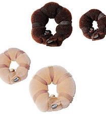 """Валики на кнопках для создания объёмной причёски """"Hot buns""""!Акция, фото 2"""
