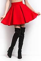 """Женская стильная юбка-колокольчик """"Лана"""", в расцветках"""