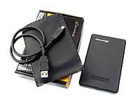 Карман внешний 2,5' Grand-X пластик (HDE32) USB3.0