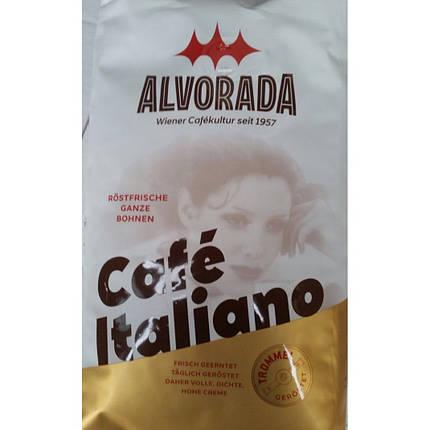Кофе в зернах Alvorada iL Caffe Italiano 1 кг, фото 2