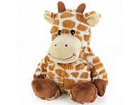 Игрушка-грелка Жираф 20 см Intelex