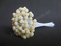 Пестики для лилии, тюльпана, БЕЛЫЕ, 1 шт