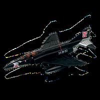 Объемный пазл Истребитель-перехватчик RF-4E AG52 4D Master (26203)