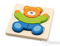 """Пазл Viga Toys """"Медведь"""" (50169)"""