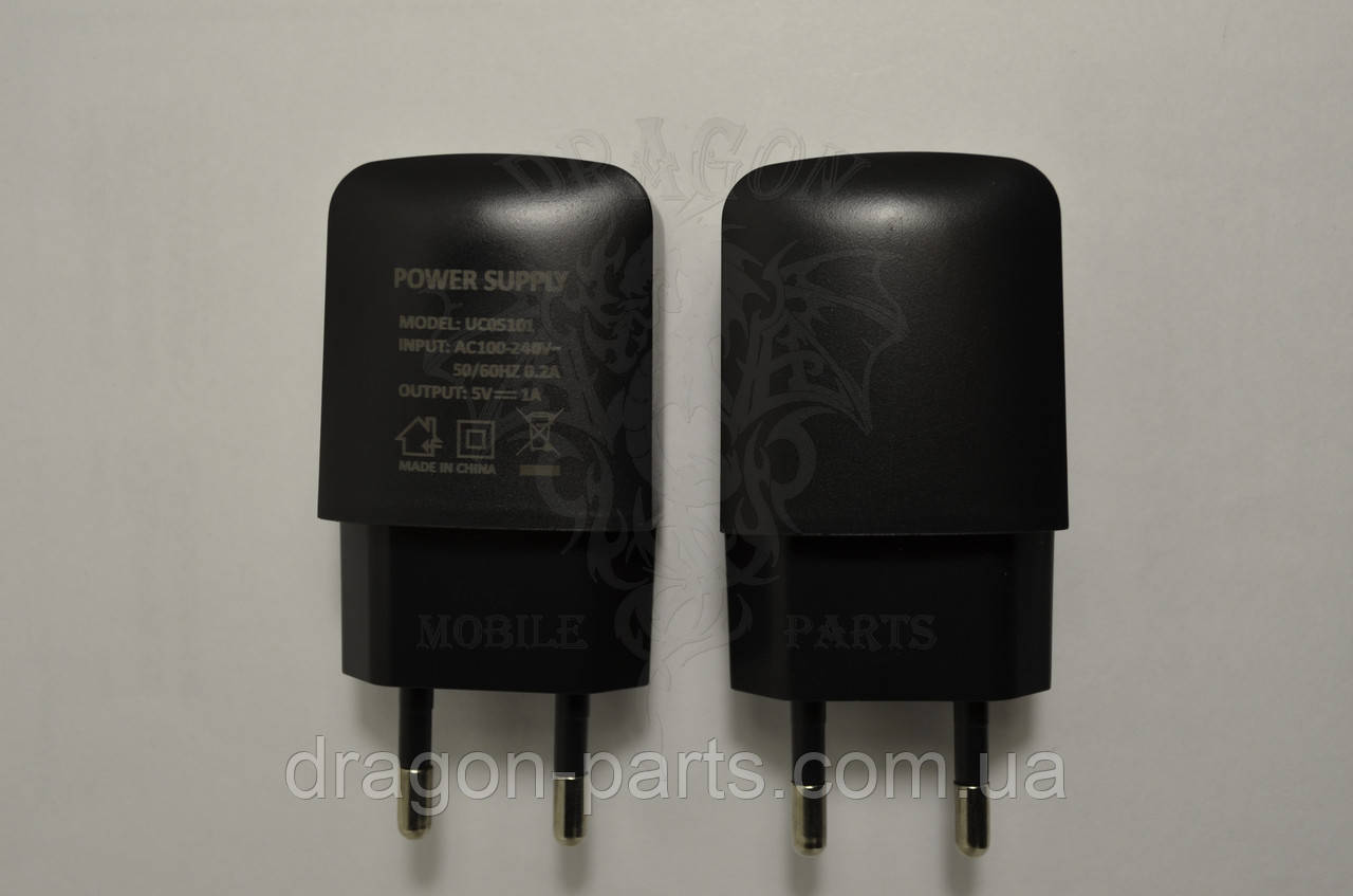Сетевое зарядное устройство Nomi i5530 Space X Black ,оригинал