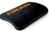 Доска для плавания в бассейне Head Training Small; чёрная