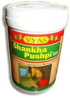 Шанка Пушпи-./ Shankha Pushpi, Vyas Pharmaceuticals/ 100 таб.