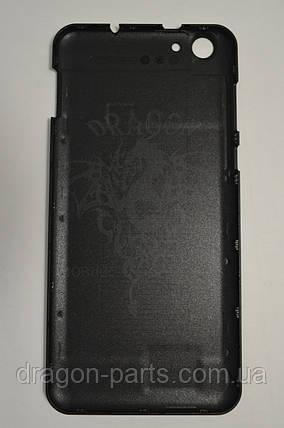 Задняя крышка  Nomi i5530 Space X Черная, оригинал, фото 2