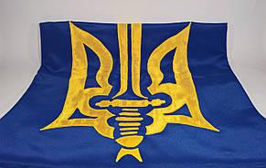 Флаг ОУН (Организация украинских националистов) - (1м*1.5м), фото 2