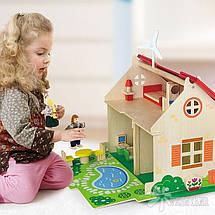 """Игрушка Viga Toys """"Кукольный домик"""" (50349), фото 3"""