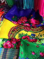 Женские качественные платки с люрексом
