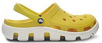 Женские кроксы Crocs Classic Cayman желтые