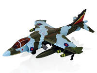Объемный пазл 4D Master - Самолет RAF MK I