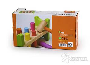 Игрушка Viga Toys Забей гвоздик 50827VG, фото 3