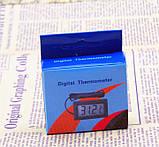 Цифровой термометр TPM-10 ( -50 до +110 С ) с выносным датчиком ( длина - 1 м ), фото 6