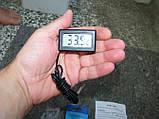 Цифровий термометр TPM-10 ( -50 до +110 С ) з виносним датчиком ( довжина - 1 м ), фото 4