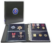 Альбом для орденов, значков и медалей - SAFE PREMIUM
