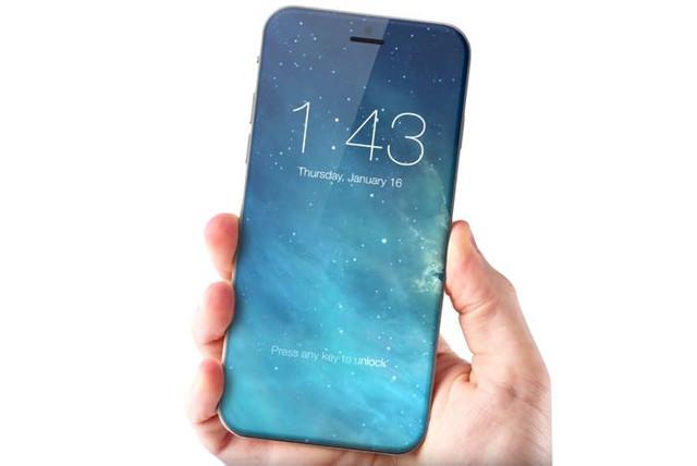 Гибкий экран для будущих iPhone