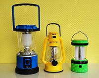 Кепминговые LED фонари