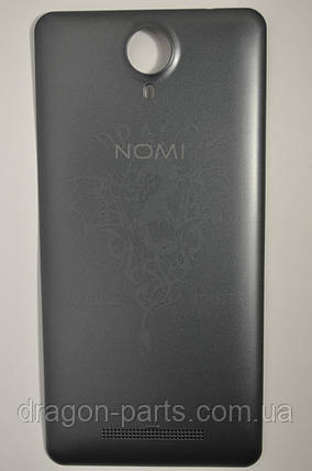Задняя крышка  Nomi i5010 EVO M Серая, оригинал, фото 2