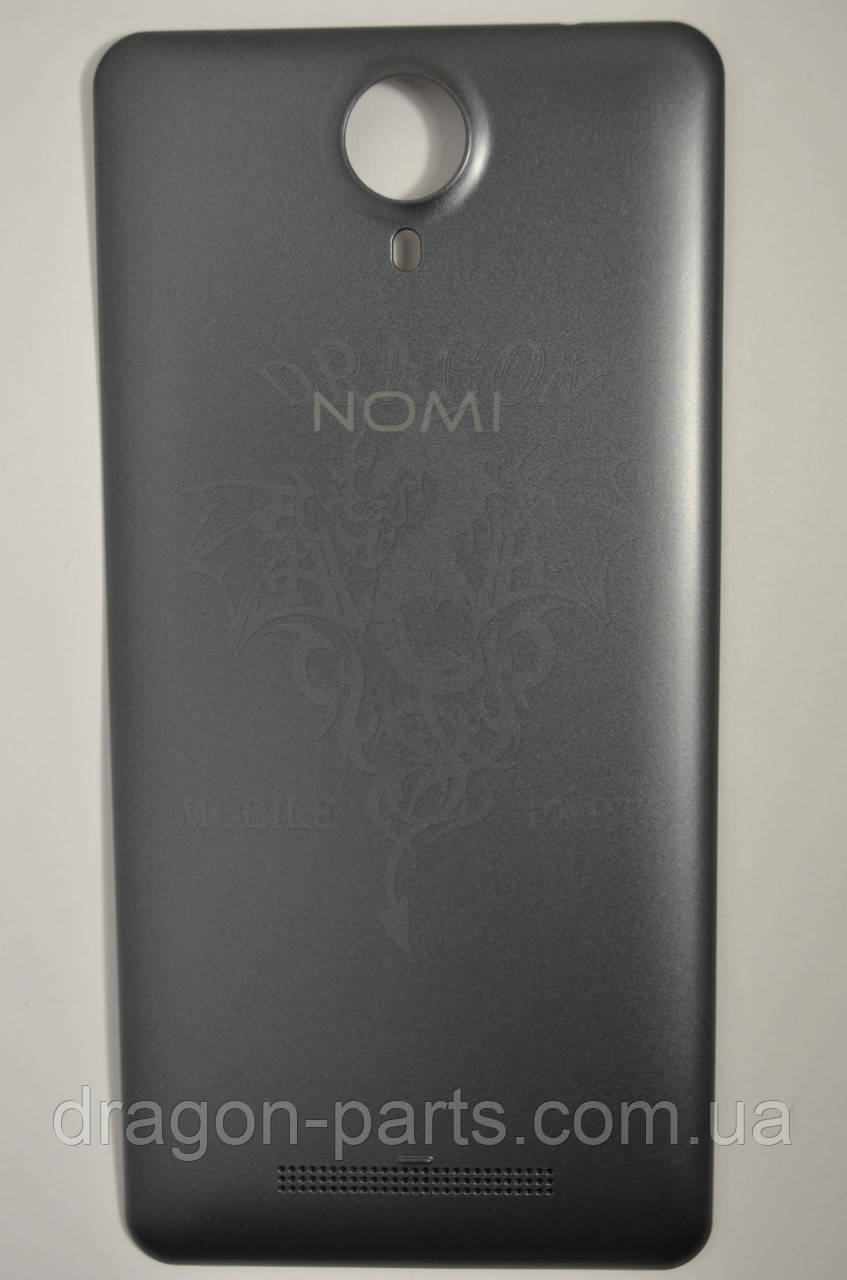 Задня кришка Nomi i5010 EVO M Сіра, оригінал